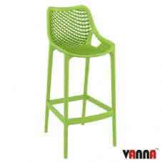 Vanna Spring Bar Stool - Tropical Green